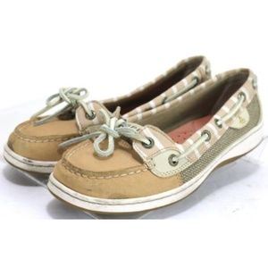 Sperry Top-Sider Angelfish Women's Boat Shoes Sz 6